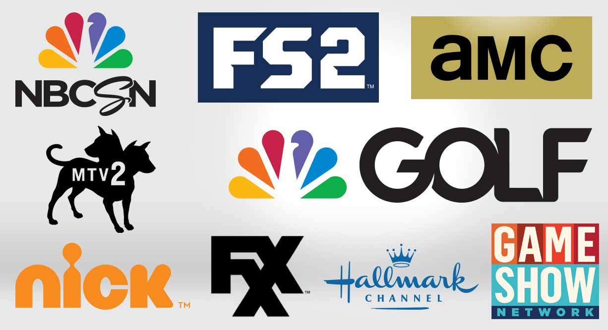 9 New HD Channels Added