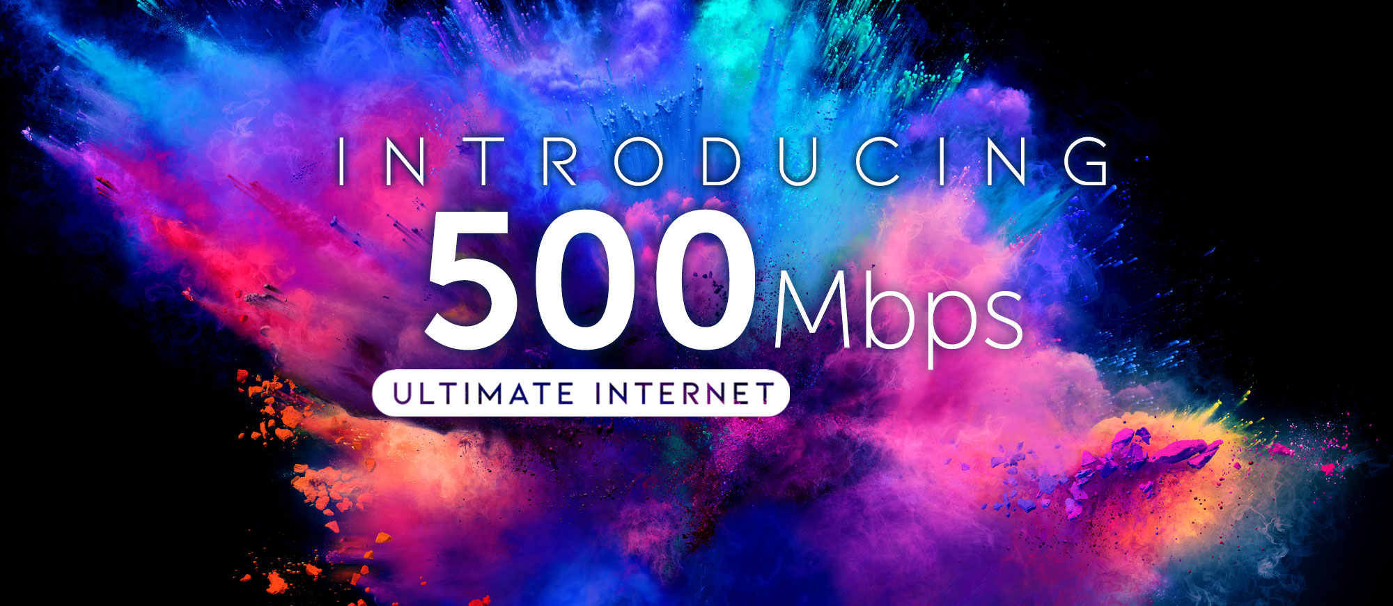 Introducing 500 M Service