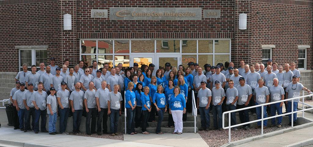 CentraCom Staff 2013