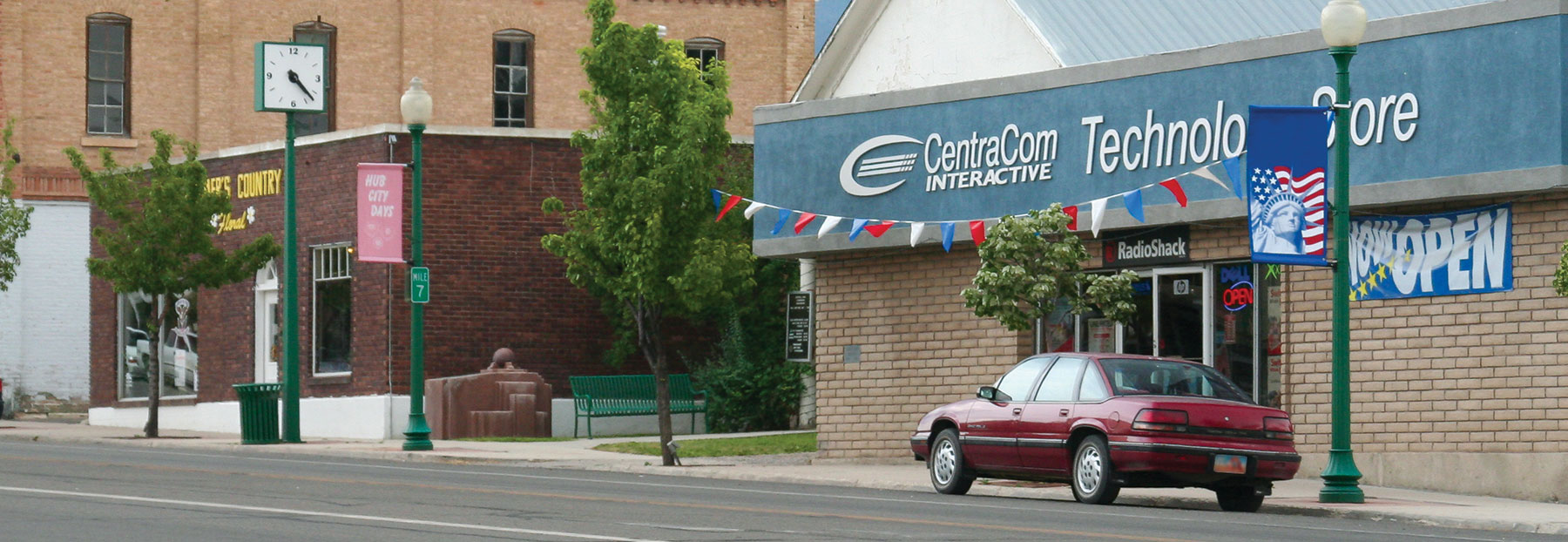 CentraCom Technology Store