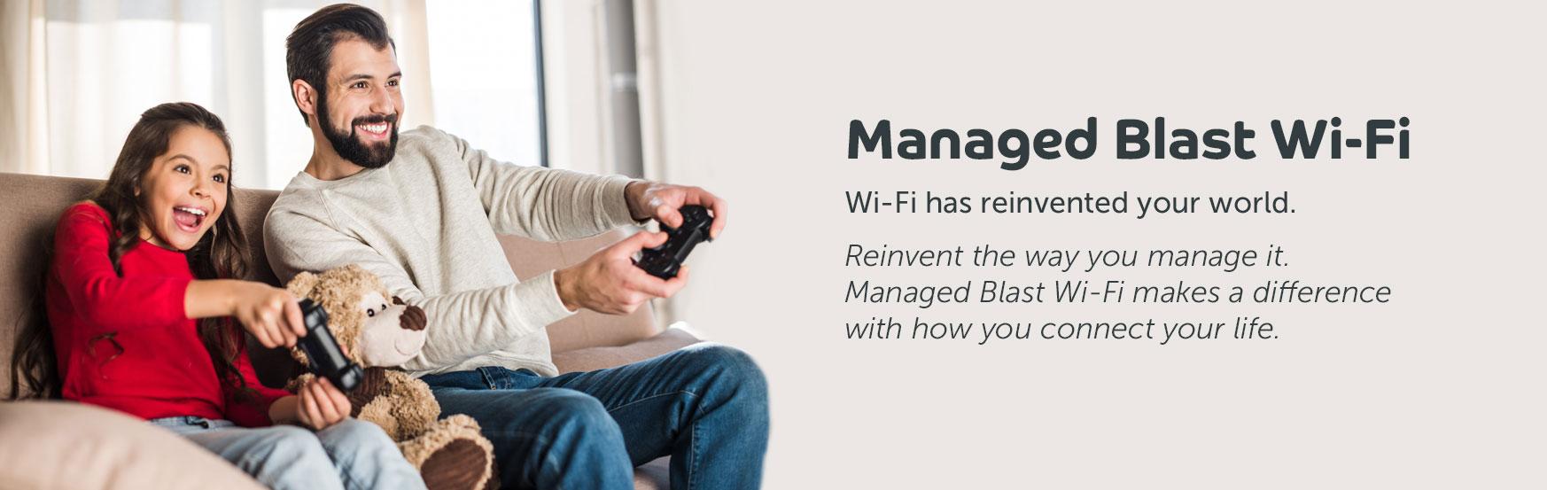 CentraCom Managed Wi-Fi