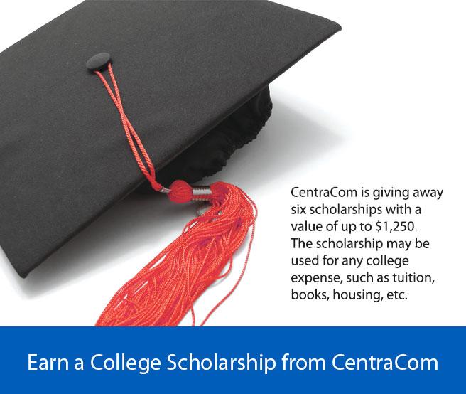 CentraCom Scholarship