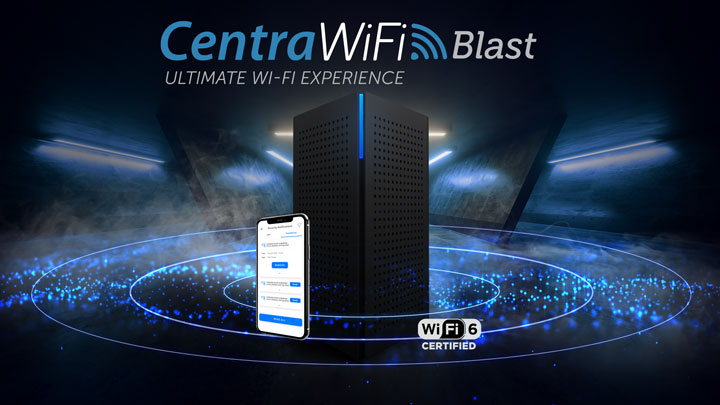 CentraWiFi Blast